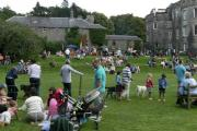 All the fun of the fair at Picton Castle