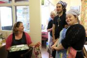 All change at community cafe