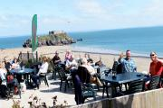 Tenby island planning saga at an end as tourist attraction move approved