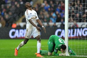Swans left frustrated by Palace fightback
