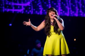 Chip shop singer hoping to win a 'plaice' on BBC's The Voice
