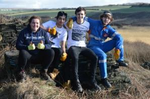 Princes Trust youngsters build strong foundation for the future
